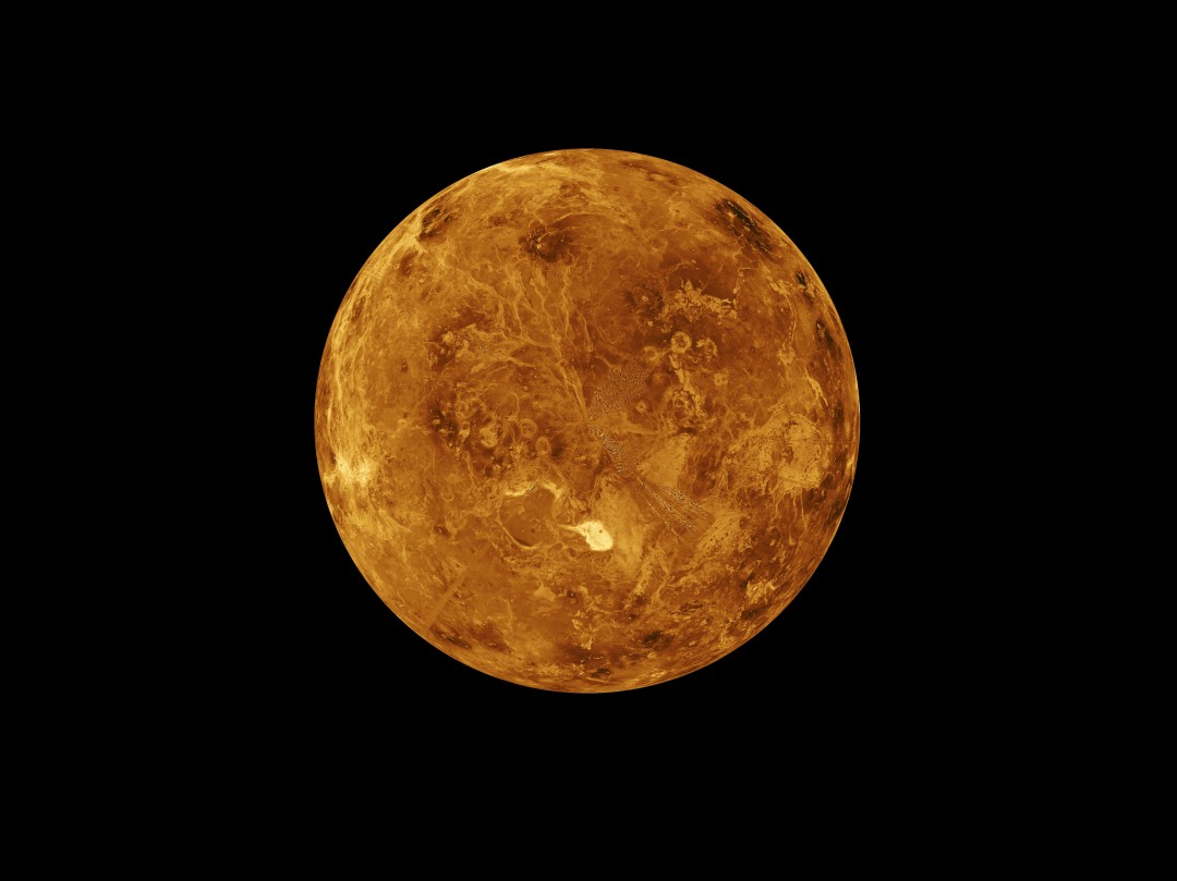 sinal de vida em vênus
