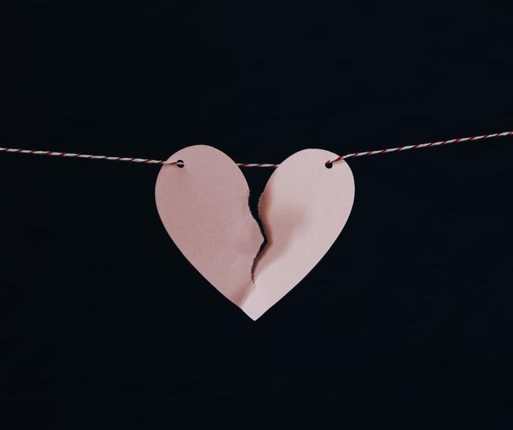 amor e dor