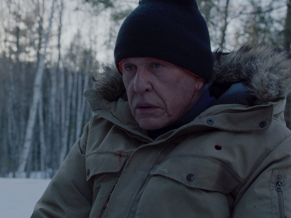 """""""Perseguição na Neve"""" é uma ação sem muita adrenalina, mas que chama aatenção"""
