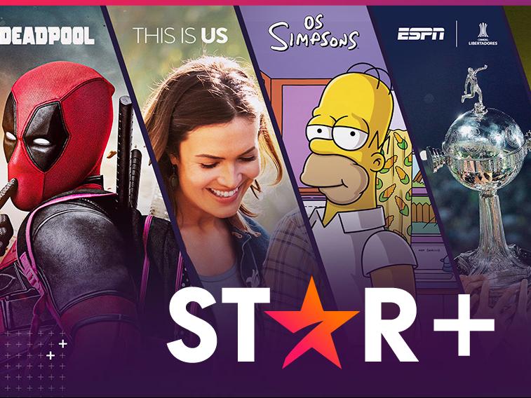 Star+: Novo streaming da Disney é lançado noBrasil